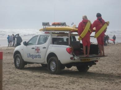 Life Guard Patrol